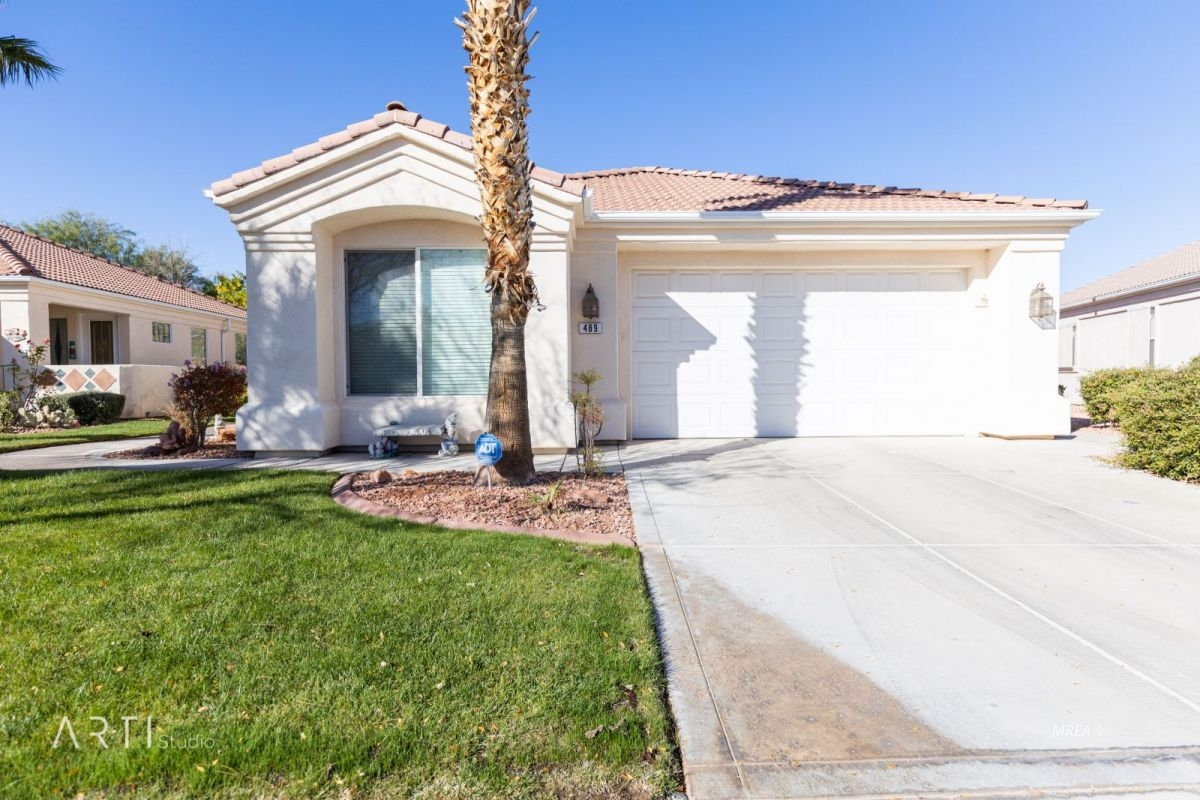 489 Fairway Dr, Mesquite NV 89027