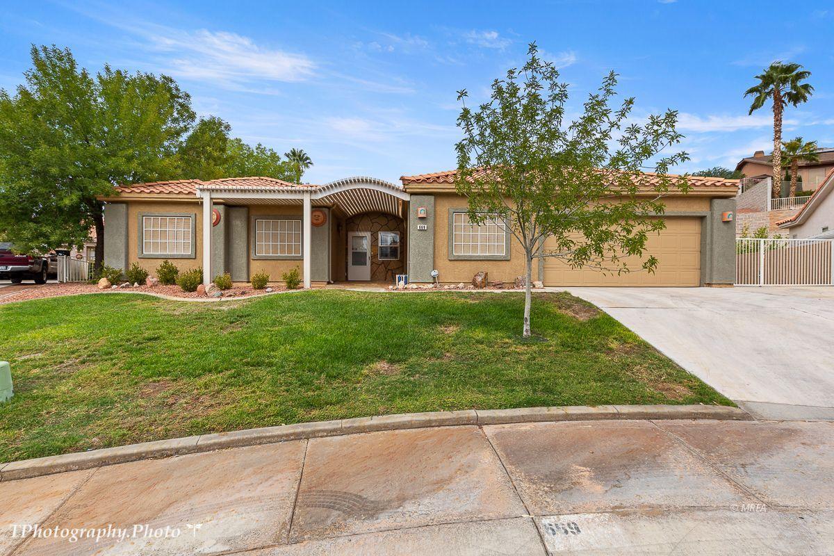 669 Rancho Cir, Mesquite NV 89027