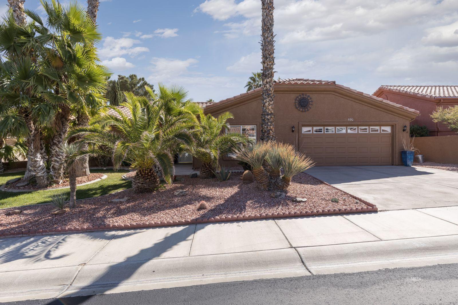590 Los Altos , Mesquite NV 89027