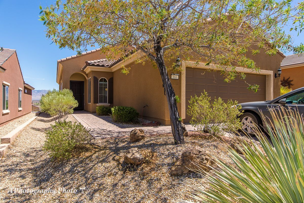 866 Frontier Pass Trail , Mesquite NV 89034