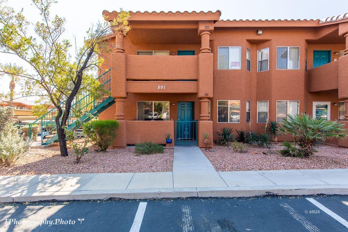 891 Mesquite Springs Dr #102, Mesquite NV 89027