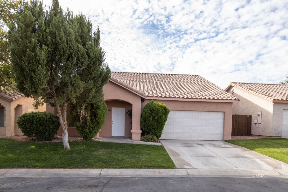 533 Lonesome Dove Dr, Mesquite NV 89027