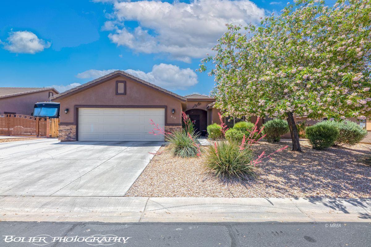 838 Santa Maria Way, Mesquite NV 89027