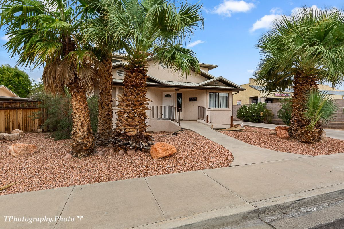 337 W First South , Mesquite NV 89027